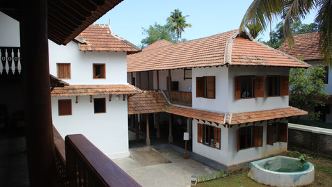 PALIAM PALACE, MUZIRIS HERITAGE PROJECT