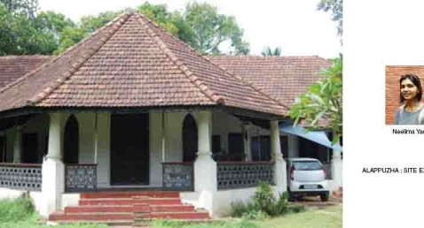 ALAPPUZHA Heritage Project: SITE EXPERIENCE