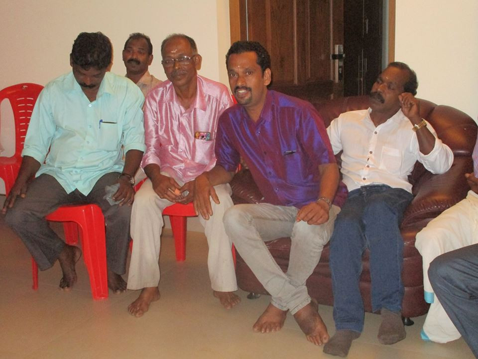 Get-Together with the Craftsmen