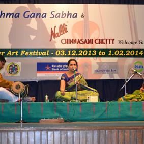 Brahma Gana Sabha, Chennai