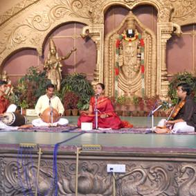 Nadaneerajanam, Tirupathi