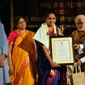 Ananya Yuva Puraskara Award function