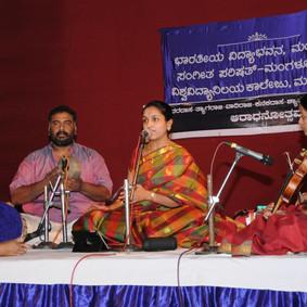 Sangeetha Parishat, Mangalore