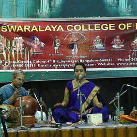 Suswaralaya College of Music, Bangalore