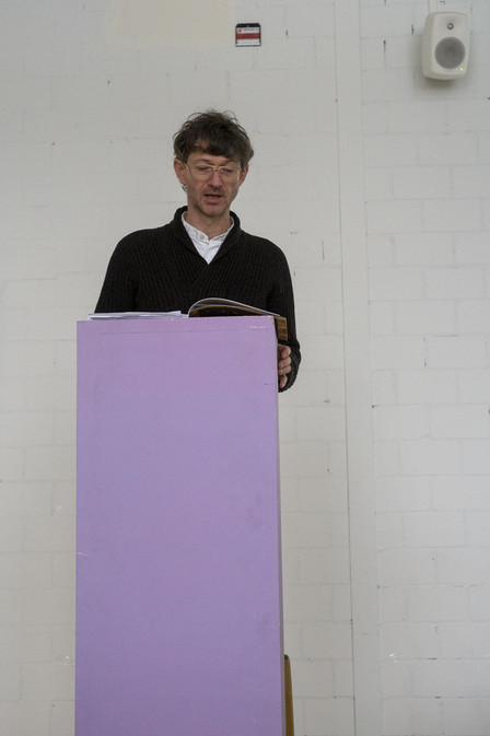 Christoph Faulhaber Lecture