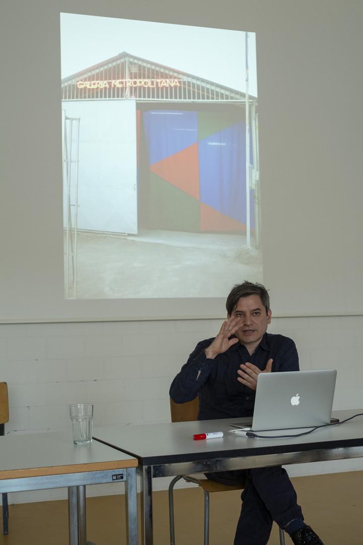 Felipe Mujica Lecture