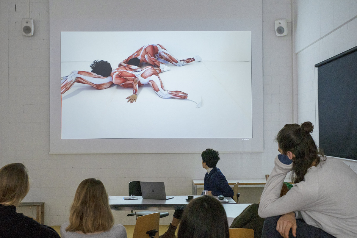 Alexandra Bachzetsis Lecture