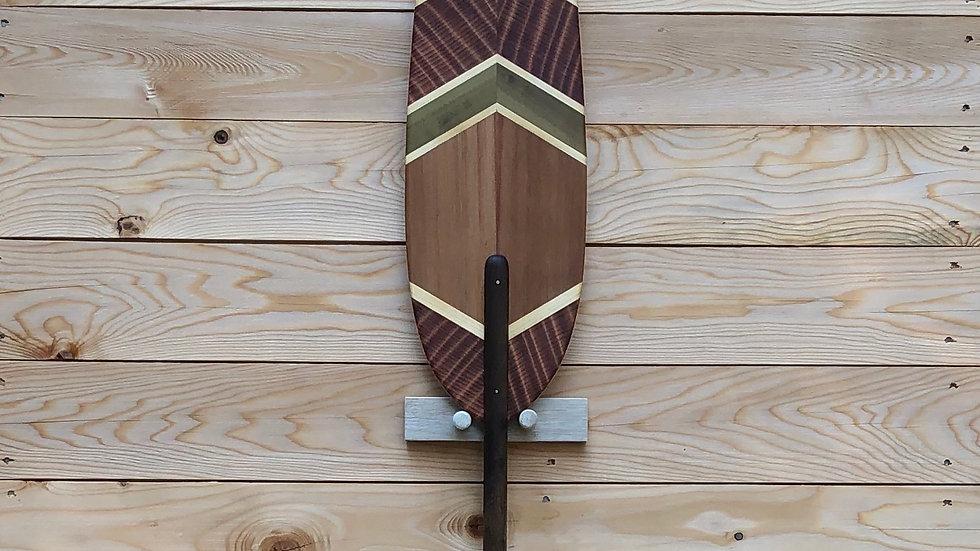 Chevron Canoe Paddle