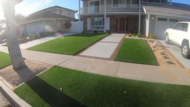 dave and bridgette front yard 1 .jpg