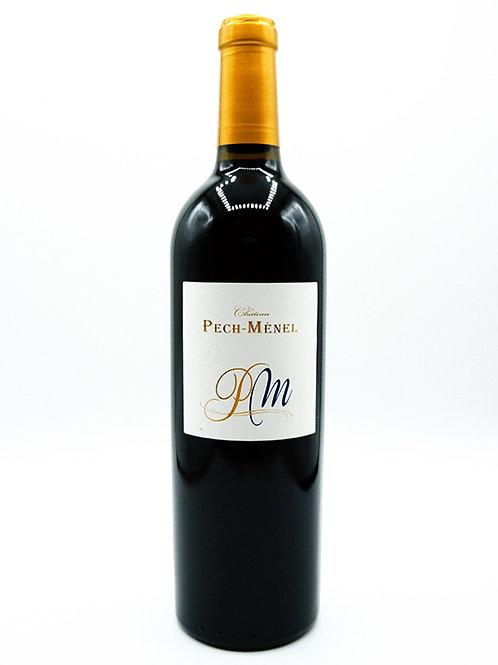"""Château Pech-Ménel - """"PM 2010"""" - AOP"""