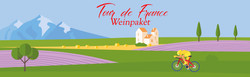 Tour de France Weinpaket