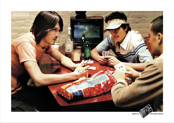 Fuji Smile Detection 'Poker'
