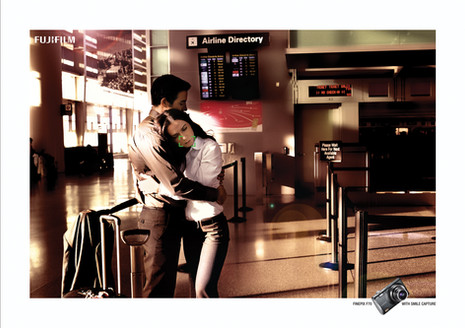 Fuji Smile Detection 'Airport'