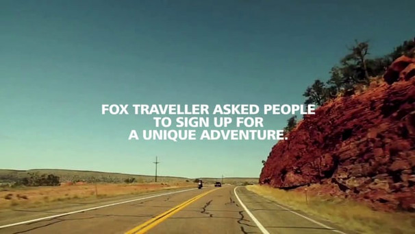 Sign up for adventure