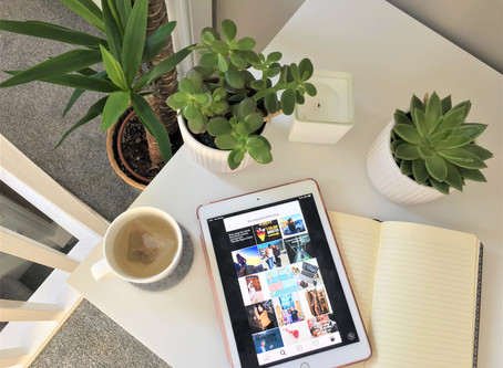 How to write Instagram captions for your small business