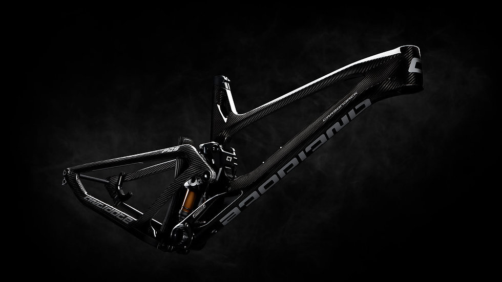 Antidotebikes Carbonjack 29 Rahmen Kit