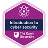 open university badge