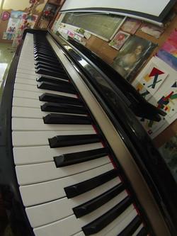 Музыкальные клавиши