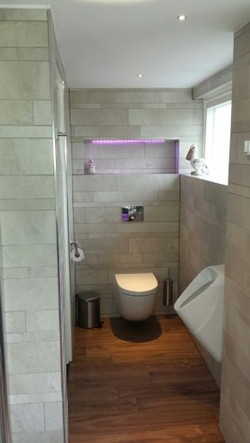 Led Toilet & Pisinoir