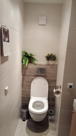 Toilet Scandinavisch