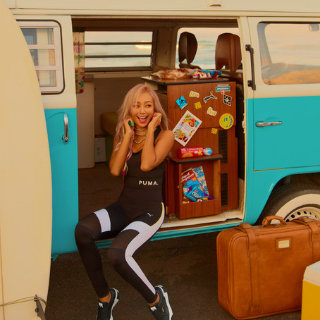 Stand a chance to meet K-POP singer, Hyolyn at Puma's Cali Party!