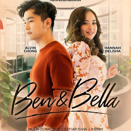 """NESCAFÉ Blend & Brew presents """"Ben & Bella"""" starring Alvin Chong and Hannah Delisha"""