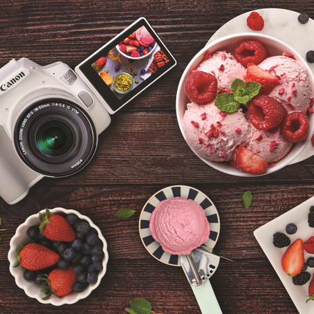 Jazz Up Your Everday Photography with the new Canon EOS 200D II