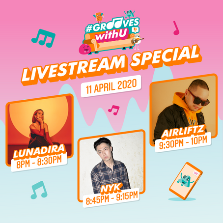 UMobile Livestreams you should watch during lockdown