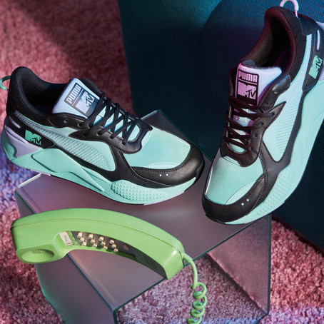 PUMA x MTV to reinvent pop culture and street style
