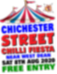 chichester str chilli fiesta 2020 main t