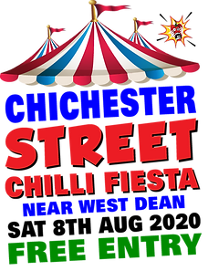chichester str chilli fiesta 2020 main t
