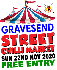 GRAVESEND chilli fest NOV 2020 main titl