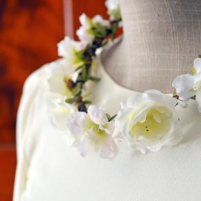 Accessoiriser sa coiffure de mariée