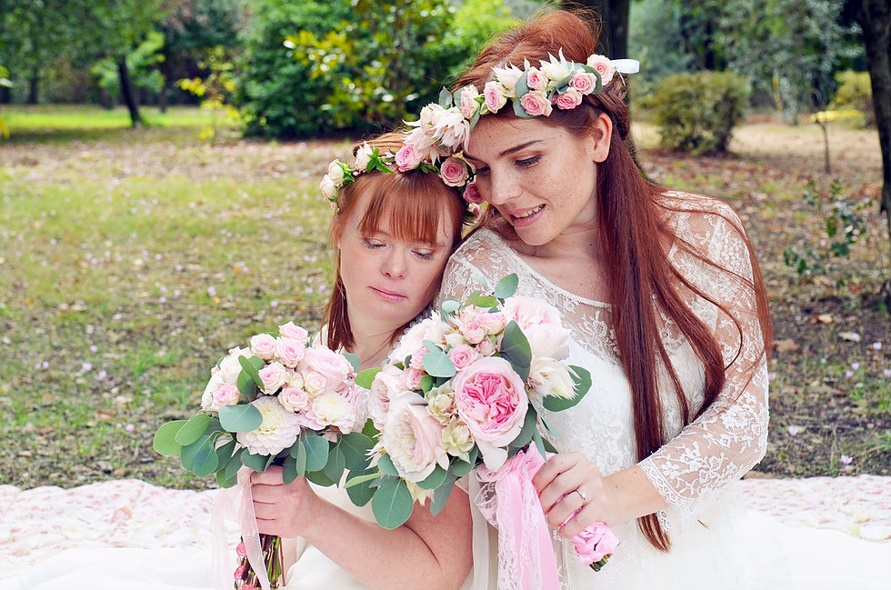 Coiffure et maquillage mariage
