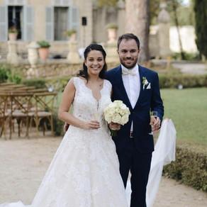 Mariages au Château de la Mogère