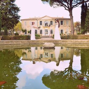 Shooting d'inspiration au Château de la Mogère