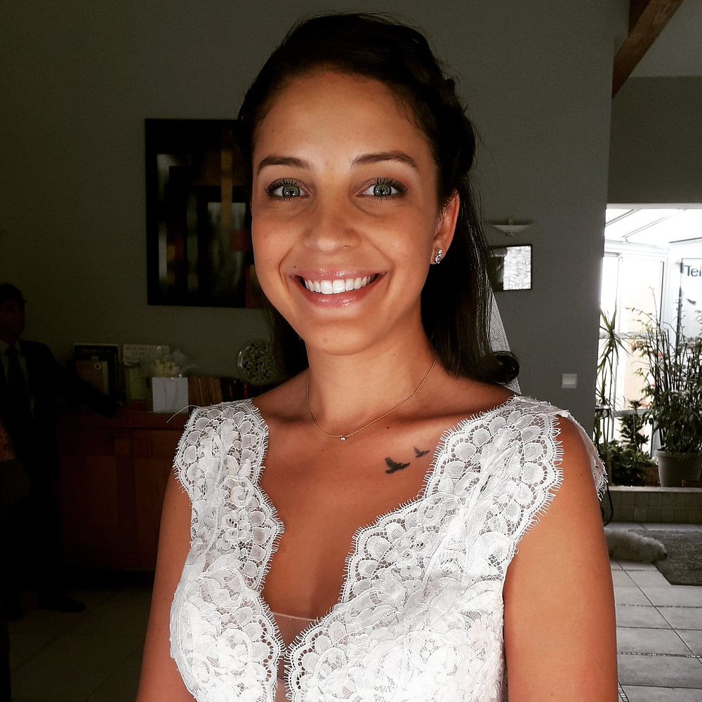 Coiffure Maquillage mariée