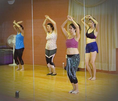 Oralia Belly Dance Class