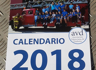 Calendarios solidarios 2018