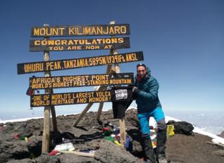 Bombers pel Mon en el Kilimanjaro