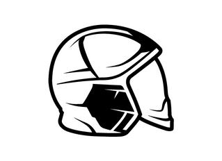 Adhesivos casco Bombero