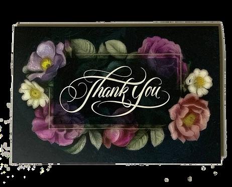 "Открытка 028 ""Thank you"""