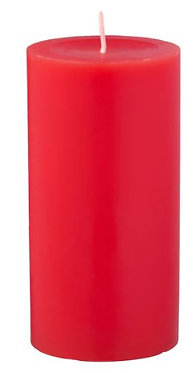 Свеча красные садовые ягоды 14 см