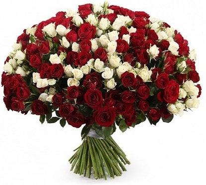 65 Кустовых роз