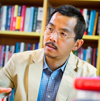 葉健民教授