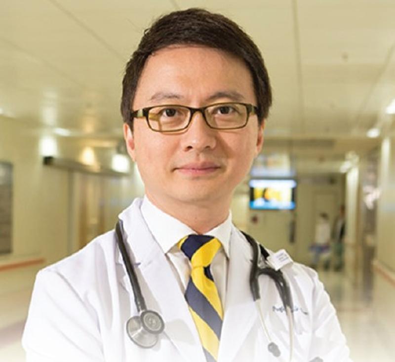 陳家亮教授