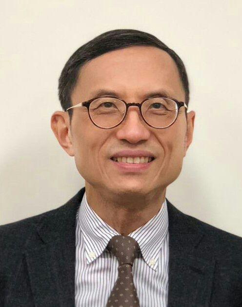 張贊賢教授