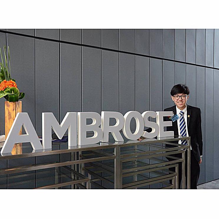 黃樂謙 Ambrose
