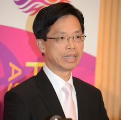 梁敬國先生