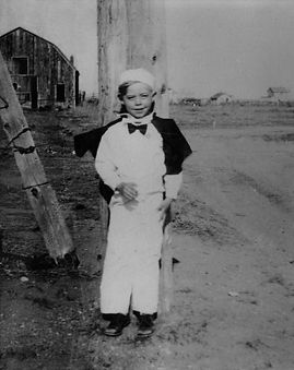 James Bakke young boy